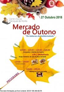 Mercado Outono 2018