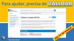 Consignação_validação